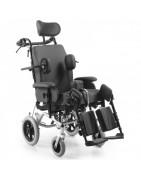 Sillas de ruedas posturales